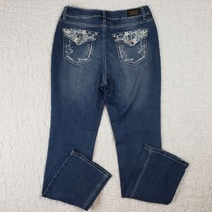 Earl Slim Boot Jeans